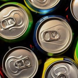 Aluminiumm cans