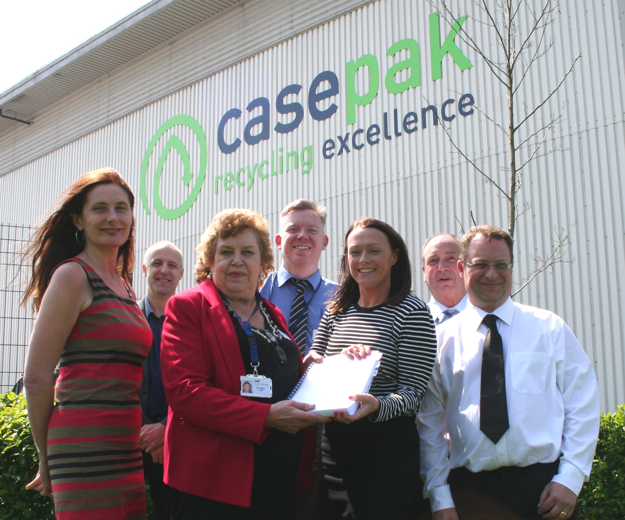 Casepak and Charnwood Borough Council - June 2016